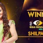 bigg boss season 11 winner shilpa shinde