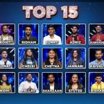 indian idol 11 contestants list