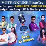 indian-idol-11-vote-firstcry