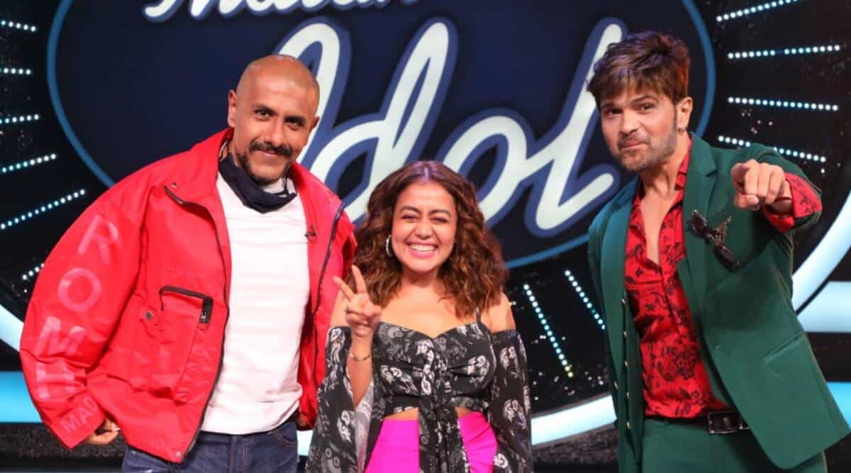 Indian Idol 12 Judges Name