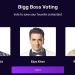 Bigg Boss 14 Week 11th Voting Trend