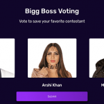 Bigg Boss 14 week 10th voting poll online