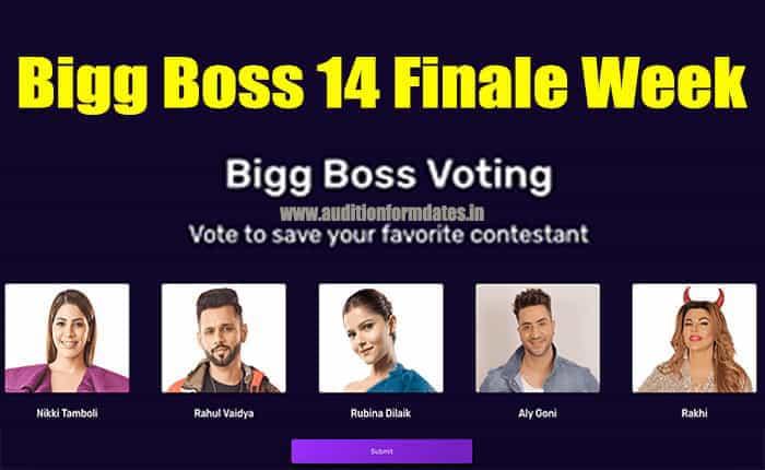 Bigg Boss Vote trend this Finale week