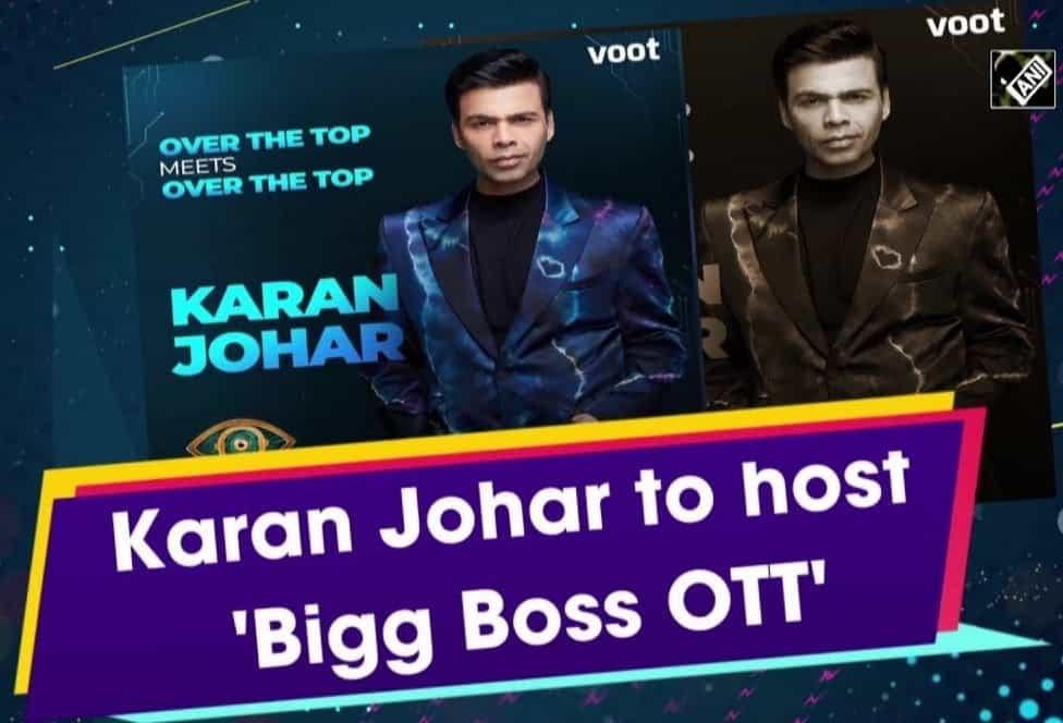 Bigg Boss OTT host Name