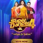 Super-Dancer Voting