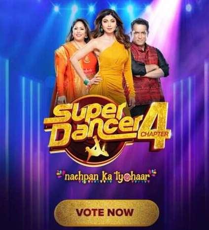 super dancer vote sonyliv