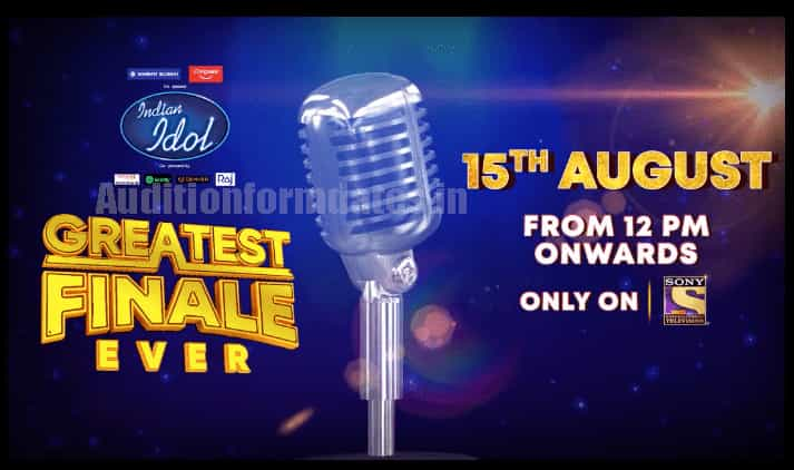 Indian Idol 12 Finale Date