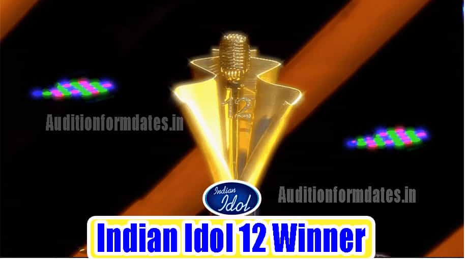 Indian idol 12 winner name