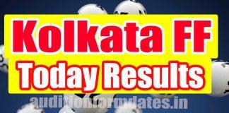 kolkata ff result today