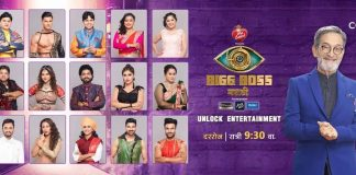 Bigg Boss Marathi 3 Contestants