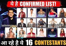 Bigg Boss 15 Contestants